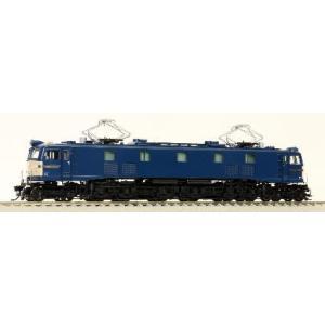 天賞堂 [72024] EF58形 大窓 青/クリーム P型ビニロックフィルター(カンタムサウンドシステム搭載) (1/80 16.5mmゲージ 動力車)|rct-one