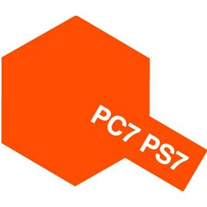ポリカーボネートスプレー PS-7 オレンジ|rct-one