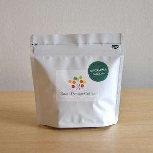自家焙煎 コーヒー豆 グアテマラ アンティグア サンタクルス 農園 200g|rdc
