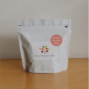 自家焙煎 コーヒー豆 ルワンダ チョコ イエローハニー 100g|rdc