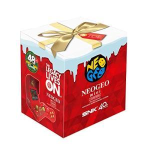 「商品情報」「NEOGEO mini クリスマス限定版」には、従来の「NEOGEO mini」よりも...