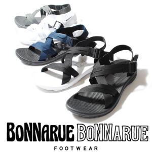スポーツサンダル BONNARUEBONNARUE ボナルーボナルー メンズ スポサン 男性用|re-ap