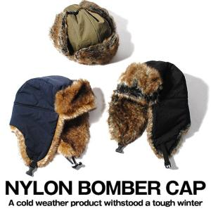ボンバーキャップ ファーキャップ イヤーパッドキャップ メンズ レディース ユニセックス 帽子|re-ap