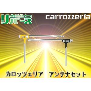 carrozzeriaカロッツェリア地デジチューナーGEX-700DTV用フロントフィルム2アンテナ左右セット|re-birth