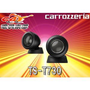 カロッツェリアcarrozzeriaハイレゾ対応チューンアップ トゥイーターTS-T730(TS-T720後継)|re-birth