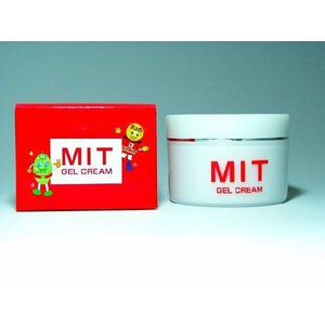 MIT GELクリーム(FAD,コハク酸、Q10が働く。多機能ゲルクリーム)