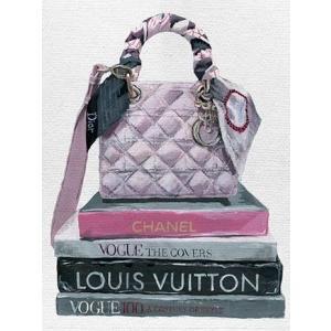 Dior Fashion Stacked Olivergal オリバーガル 壁掛け絵 絵画 アート ...
