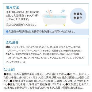 REウォーター 入浴液(家庭用1000ml)【...の詳細画像2
