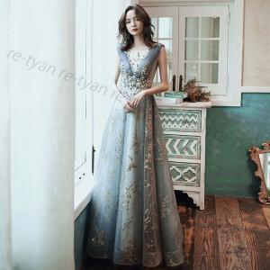イブニングドレス ウェディングドレス 安い お呼ばれ 結婚式 服装 20代 30代 40代 女性 前...
