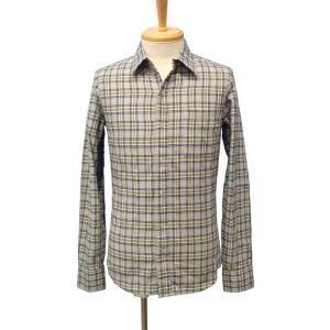 【30%OFF!!SALE!!】PARANOID(パラノイド) リングドットボタン チェックシャツ ...