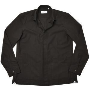 Massimo d'Augusto マッシモ ダウグスト MONTE コットン リネン ポプリン シャツジャケット realclothing