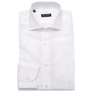 Stile Latino スティレ ラティーノ コットン ブロード ペイズリードビー ワイドカラー ドレスシャツ【SALE 30%OFF】|realclothing