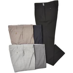 Rota ロータ ヴァージンウール トロピカル 1プリーツ ドレスパンツ|realclothing