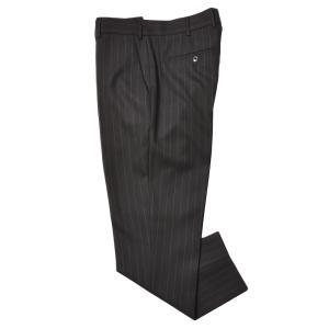PT TORINO ピーティー トリノ Edge ウール ストライプ ノープリーツ パンツ REBEL FIT|realclothing