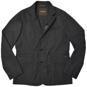 MOORER ムーレー GHIBERTI-KM ポリエステル シングルジャケット型 ブルゾン|realclothing