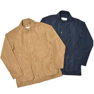 Barbour バブアー BEDALE TECH CASUAL ビデイルテックカジュアル シェイプメモリー ジャケット|realclothing