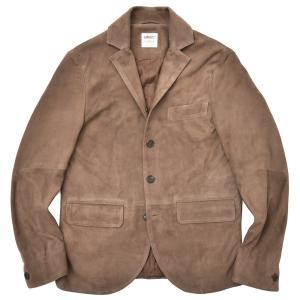 EMMETI(エンメティ)RICHARD ゴート スエード シャツジャケット|realclothing