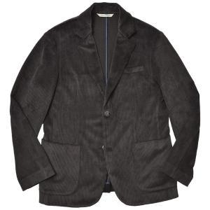giab's ARCHIVIO ジャブスアルキヴィオ STROZZI ソフトコーデュロイ ストレッチ セットアップ シングル2Bジャケット realclothing