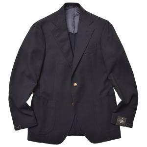 TITO ALLEGRETTO ティト アレグレット ウール ホップサック メタルボタン シングル3Bジャケット realclothing