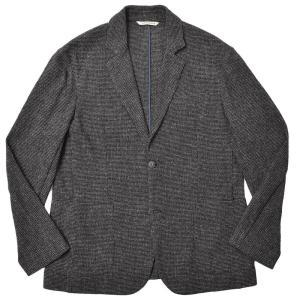 giab's ARCHIVIO ジャブスアルキヴィオ STROZZI ワイルドツイード ハウンドトゥース セットアップ シングル2Bジャケット realclothing