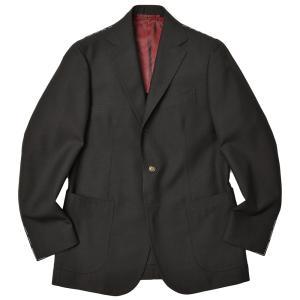 STILE LATINO スティレ ラティーノ ウール ホップサック シングル3Bジャケット VINCENZO|realclothing