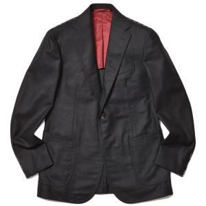 STILE LATINO スティレ ラティーノ ウール フランネル セットアップ対応 シングル3Bジャケット VINCENZO|realclothing