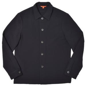 BARENA バレナ ポリエステル ウール ストレッチ ジャガード セットアップ対応 シャツジャケット realclothing