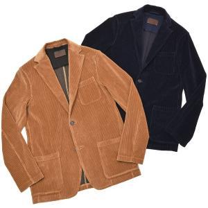 altea(アルテア)コットン コーデュロイ シングル2Bジャージージャケット|realclothing