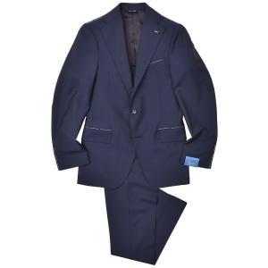 Gabo(ガボ)NEW NAPOLI ウール モヘヤ トロピカル 1プリーツ シングル3Bスーツ|realclothing
