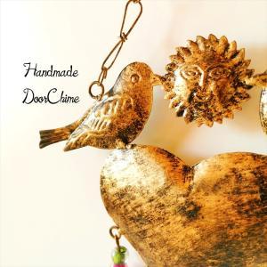 エスニック ハンドメイド ドア チャイム インド 民族 雑貨 インテリア小物 ホームデコレーション アジアン|realcolor