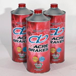 アクレ ACRE ブレーキ フルード DOT5.1 フォーミュラリキッド 1L 2本|realspeed
