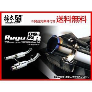 柿本改 Regu.06&R レヴォーグ 1.6GT(-S/EyeSight含む)  VM4 個人宅不可|realspeed