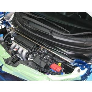 KAWAI WORKS フリードスパイク GB3/4 '10/07〜 フロントストラットバー typeOS HN0811-FTO-00|realspeed