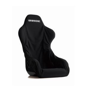 BRIDE ブリッド シートジャケット 色/ブラック ※フルバケット専用 realspeed