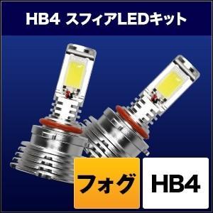 SHKPG060-S スフィアライト フォグ用 スフィアLED コンバージョンキット HB4 6000K 2年保証 おまけ付き realspeed