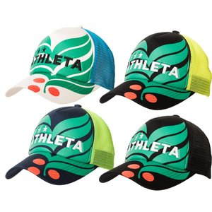 アスレタ  ATHLETA 2018  メッシュキャップ  05218 帽子 フットサル レアルスポーツ|realsports