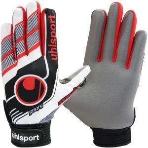 新作 uhlsport 1000856 FUTSAL フルフィンガー スターター グラフィット フットサル ゴールキーパーグローブ  サッカー用  レアルスポーツ realsports