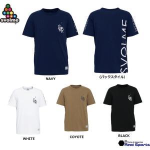 《特価》SVOLME(スボルメ)パッチポケットTシャツ 1191-25700 半袖Tシャツ サッカー...