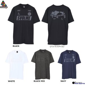 新作 SVOLME(スボルメ)21SS FOOTBALL T シャツ 1211-84500 半袖Tシ...