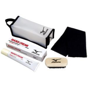 ミズノ シューケアセット 12ZA-810 00 01 09  クリア ホワイト ブラック  サッカースパイク ケア用品 realsports