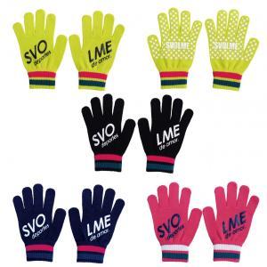【特価】SVOLME スボルメ 手袋 ジュニア サッカー フットサル ロゴニットグローブ 183-88129 レアルスポーツ|realsports