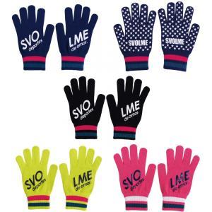 【特価】SVOLME スボルメ 手袋 メンズ レディース サッカー フットサル ロゴニットグローブ 183-89029  レアルスポーツ|realsports