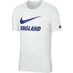 ナイキ Tシャツ 2018 新作 メンズ サッカー イングランド代表 DRY SLUB PRSSN 半袖 おしゃれ サッカー ウェア 888873-100 レアルスポーツ|realsports