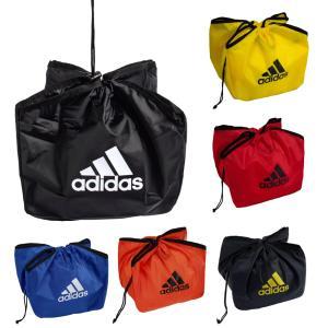 サッカーボール入れ ボールバッグ 4号球 5号球対応 新型ボールネット アディダス ボールネット ボールケース ABN01 レアルスポーツ|realsports