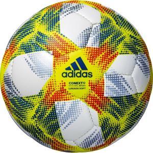 サッカーボール 3号球 アディダス コネクト19  ルシアーダ ソフト 園児 幼児用 ジュニア AF303 rレアルスポーツ|realsports