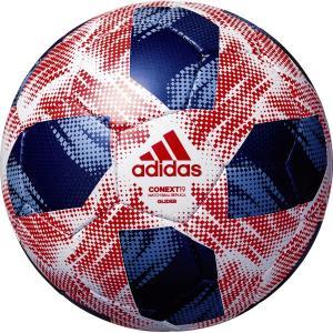 サッカーボール 4号球 最新作 アディダス コネクト19  グライダー 検定球 AF406JP レアルスポーツ realsports
