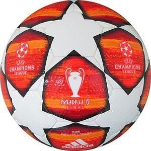 UEFAチャンピオンズリーグ 18-19 決勝トーナメント レプリカ 検定球 フィナーレマドリード キッズ  サッカー AF4400MA レアルスポーツ|realsports