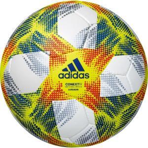 サッカーボール 5号球 アディダスコネクト19  ルシアーダ 検定球 AF502LU レアルスポーツ|realsports