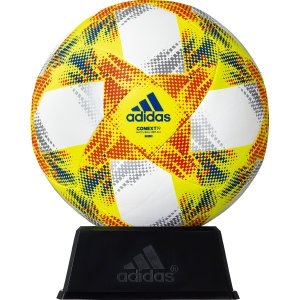 サッカーボール  アディダス コネクト19  ミニ レプリカミニモデル AFM100 記念品 rレアルスポーツ|realsports