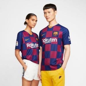 新作 ナイキ NIKE AJ5532 456 19-20 FCバルセロナ HOME スペイン ラ リーガ レプリカシャツ realsports
